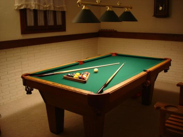 Good ... In The Northeast Ohio Area; My Dad Is Selling His Pool Table. It Is At  Our House Right Now, So I Am Trying To Help Him (and More So Us) Sell It.